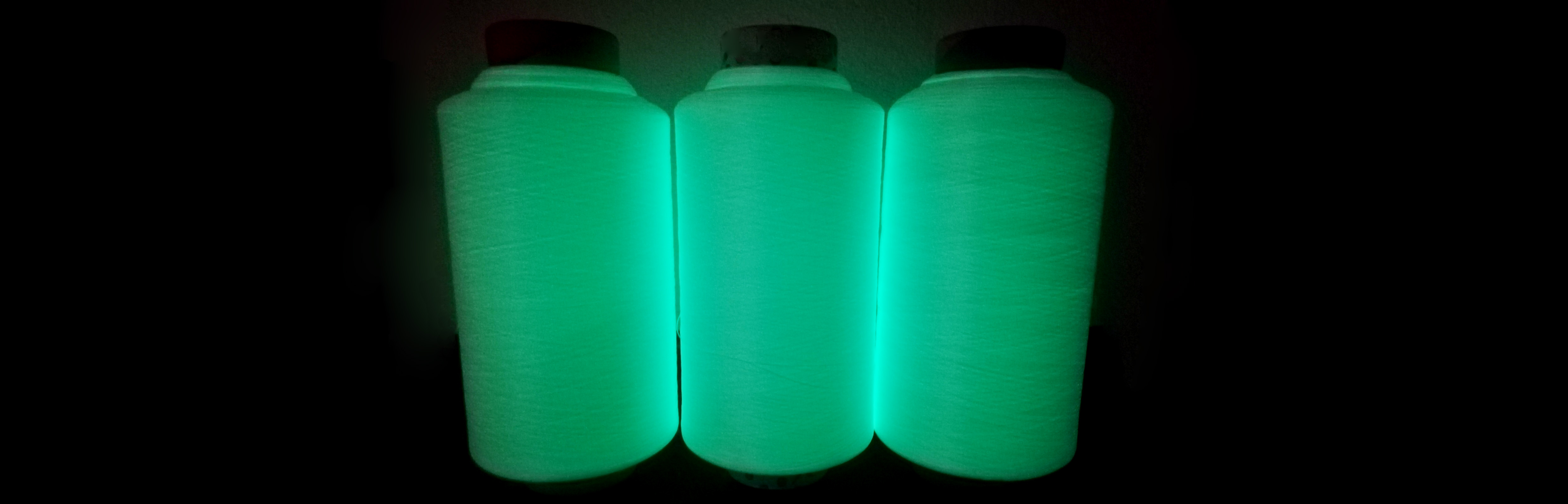 Glow Yarn For Luminescent Effects In Textiles From Swicofil