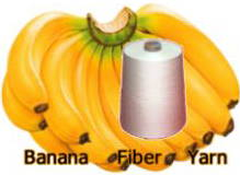 fibers made from banana plants for clothing