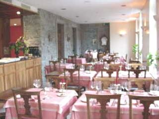 Ristorante Casa Tolone, Lucerne - a great place for food and wine