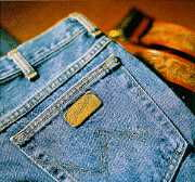 cotton jeans - a very typical application for cotton