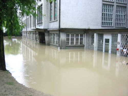 Torrential rains over days caused these floods