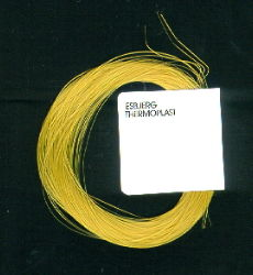 Esbjerg gold HDPE monofilament