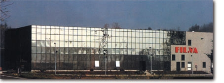 View of the Filva company