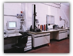 The laboratory of Fil.va to guarantee excellent quality and performance.