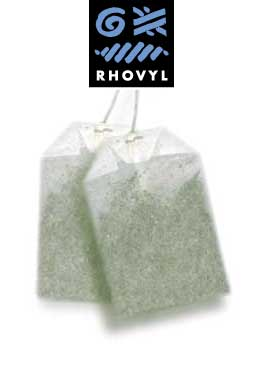 Rhovyl fibers for filtering and filtration applications.