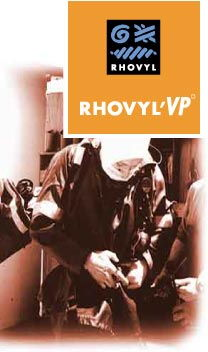 Rhovyl VP - the protection fiber