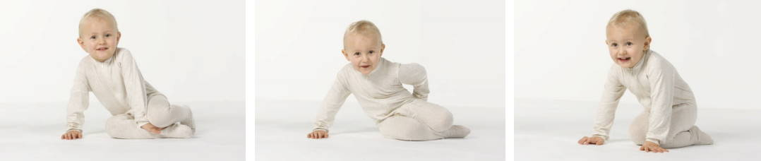 SANSITA® clothes to help easing neurodermatitic problems for babies