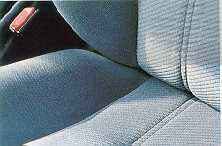 Decora polyester in automotive applications