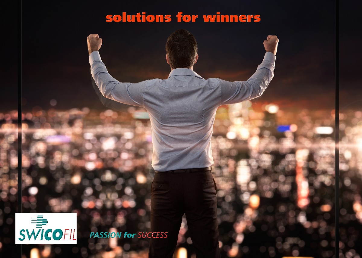 Swicofil Commerce - solutions for winners.