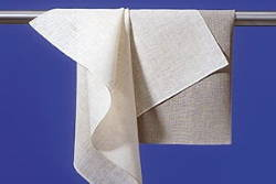 kitchen towels made from linen