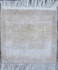 Natural wild nettle and hemp carpets from Nepal