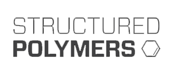 The logo of Structured Polymers - valued customer of Swicofil, your global yarn and fiber expert