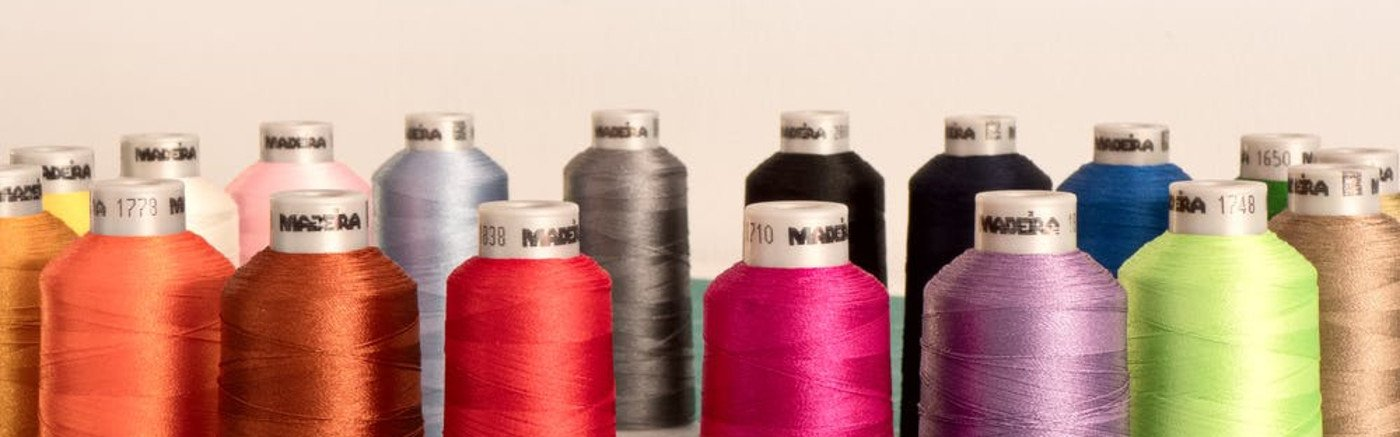 Sewing thread market and basic production information