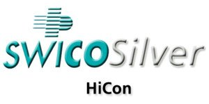 SwicoSilver HiCon - highly conductive silver coated yarn