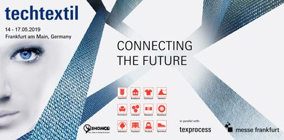 Swicofil at TechTextil in Hall 3.1 booth A23-B.