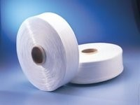 Polyester POY, rawwhite, type 218 semidull round, dtex 78 (110) f 24, 1a,