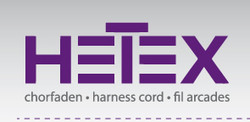 Hetex Jacquard - harness cords for jacquards looms.